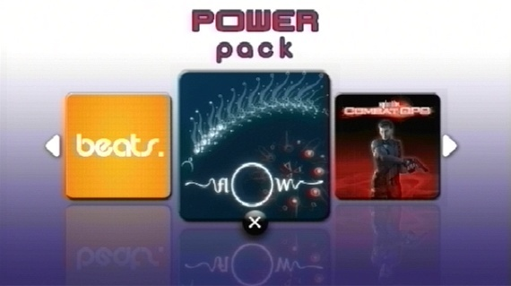 Pantallazo de PLAYSTATION Network Collection: Power pack para PSP
