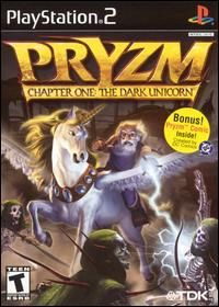 Caratula de PRYZM -- Chapter One: The Dark Unicorn para PlayStation 2