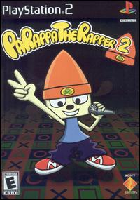 Caratula de PaRappa the Rapper 2 para PlayStation 2