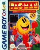 Carátula de Pac-Man: Special Color Edition