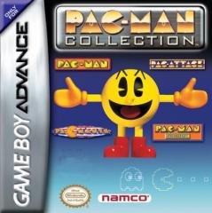 Caratula de Pac-Man Advance para Game Boy Advance