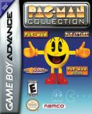 Carátula de Pac-Man Collection