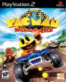 Carátula de Pac-Man World Rally