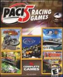 Carátula de Pack 5 Racing Games