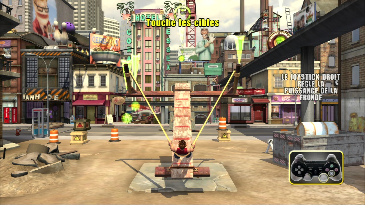 Pantallazo de Pain (PS3 Descargas) para PlayStation 3