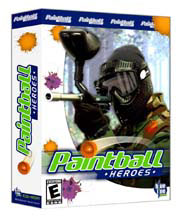Caratula de Paintball Heroes para PC