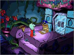 Pantallazo de Pajama Sam: Life is Rough When You Lose Your Stuff para PC
