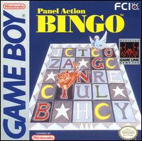 Caratula de Panel Action Bingo para Game Boy