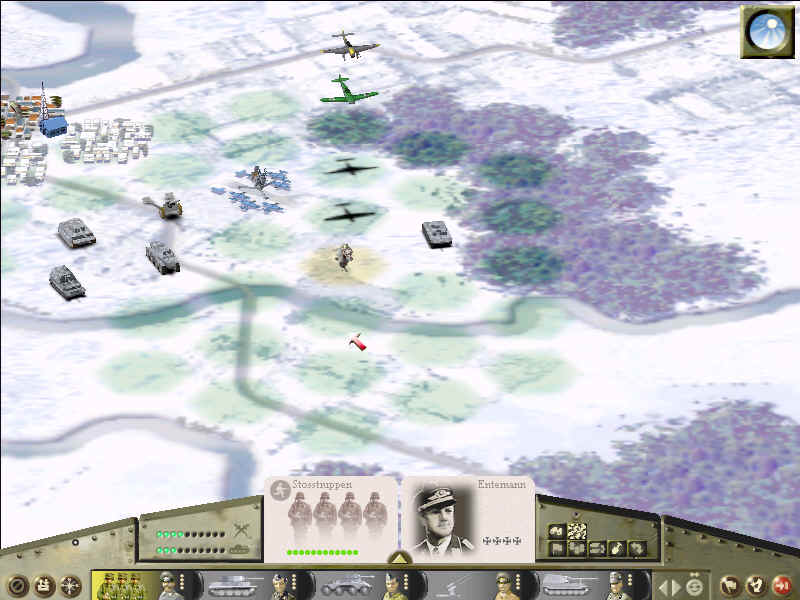 Pantallazo de Panzer General 3: Scorched Earth para PC