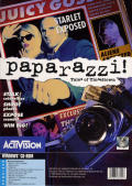 Caratula de Paparazzi! Tales of Tinseltown para PC