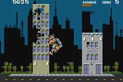 Pantallazo de Paperboy/Rampage para Game Boy Advance