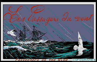 Pantallazo de Passengers on the Wind para Atari ST