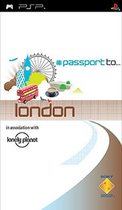 Caratula de Passport to London para PSP