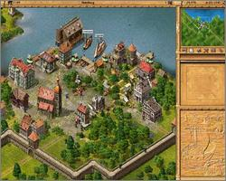 Pantallazo de Patrician II: Quest for Power para PC