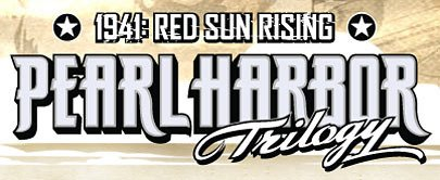 Caratula de Pearl Harbor Trilogy: Red Sun Rising (Wii Ware) para Wii