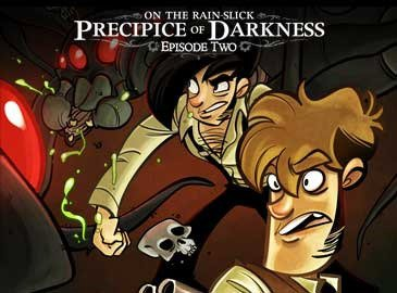 Caratula de Penny Arcade Adventures: On the Rain-Slick Precipice of Darkness Episode Two para PC