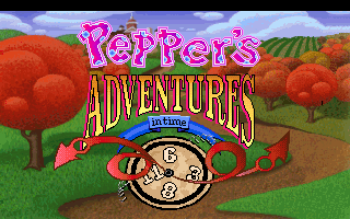 Pantallazo de Pepper's Adventures in Time para PC