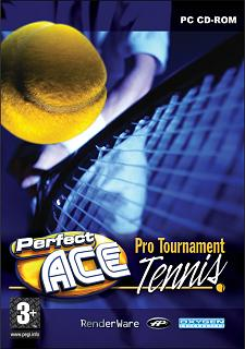 Caratula de Perfect Ace! Pro Tournament Tennis para PC