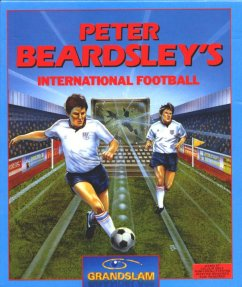 Caratula de Peter Beardsley's International Football para Atari ST