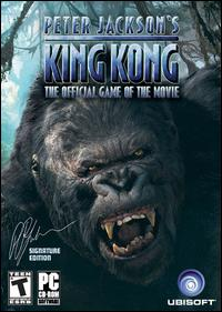 Caratula de Peter Jackson's King Kong: The Official Game of the Movie para PC