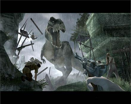 Pantallazo de Peter Jackson's King Kong: The Official Game of the Movie para PC