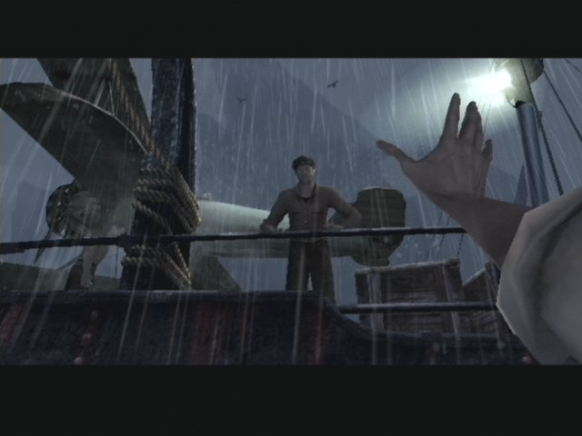 Pantallazo de Peter Jackson's King Kong: The Official Game of the Movie para PlayStation 2