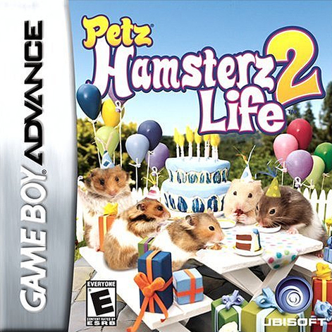 Caratula de Petz: Hamsterz Life 2 para Game Boy Advance