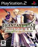 Carátula de Phantasy Star Universe : Ambition Of The Illuminus