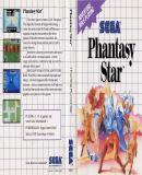 Carátula de Phantasy Star