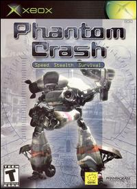 Caratula de Phantom Crash para Xbox