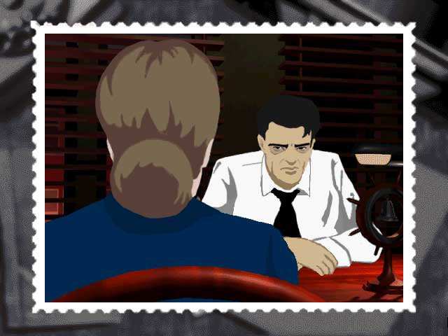 Pantallazo de Philip Marlowe: Private Eye para PC