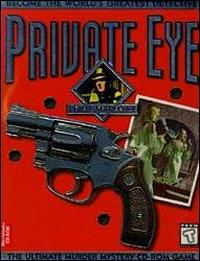 Caratula de Philip Marlowe: Private Eye para PC
