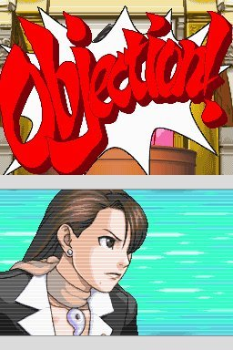 Pantallazo de Phoenix Wright Ace Attorney: Trials and Tribulations para Nintendo DS