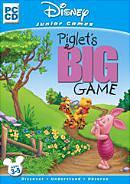 Caratula de Piglet's BIG Game para PC