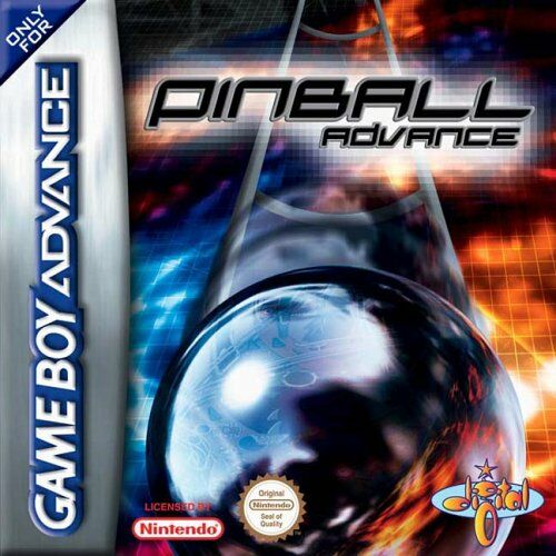 Caratula de Pinball Advance para Game Boy Advance