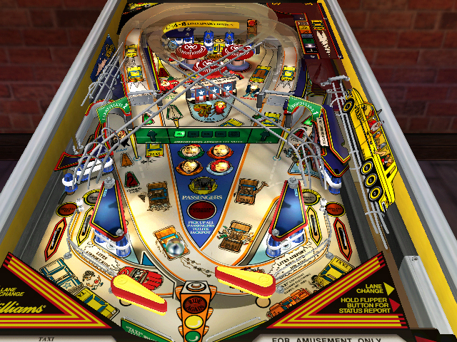 Pantallazo de Pinball Hall of Fame: The Williams Collection para Wii