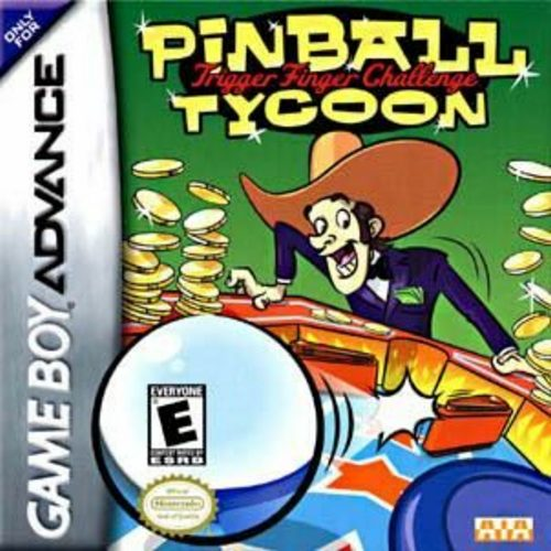 Caratula de Pinball Tycoon para Game Boy Advance