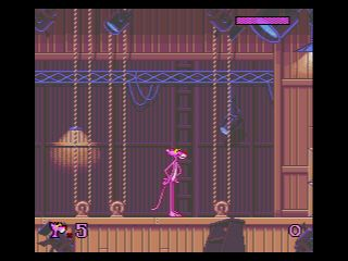 Pantallazo de Pink Goes to Hollywood para Sega Megadrive
