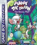 Carátula de Pinky and The Brain: The Master Plan