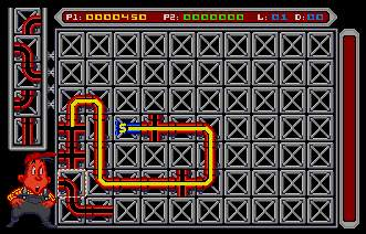 Pantallazo de Pipe Dream para Atari ST