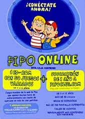 Caratula de Pipo On Line para PC