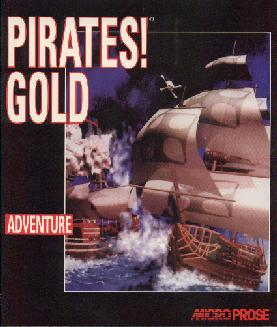 Caratula de Pirates! Gold para PC