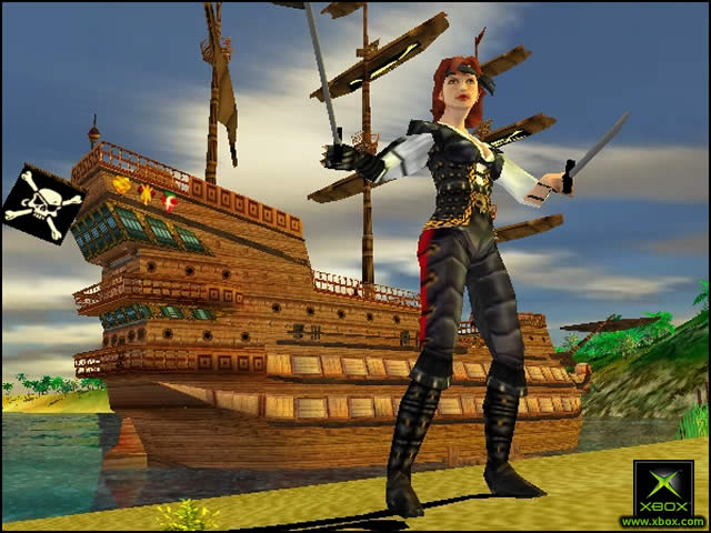 Pantallazo de Pirates: The Legend of Black Kat para Xbox
