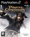 Caratula nº 115509 de Pirates of the Caribbean: At Worlds End (520 x 725)