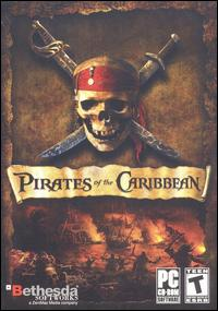 Caratula de Pirates of the Caribbean para PC