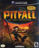 Carátula de Pitfall: The Lost Expedition