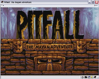 Pantallazo de Pitfall: The Mayan Adventure para PC
