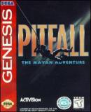 Carátula de Pitfall: The Mayan Adventure