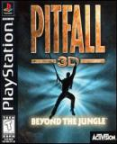 Carátula de Pitfall 3D: Beyond the Jungle
