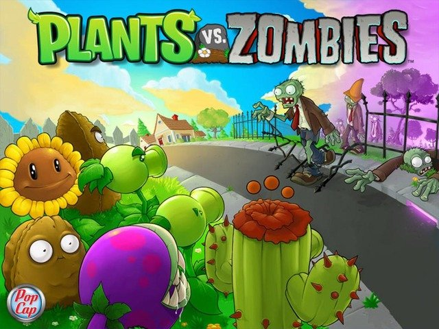 Caratula de Plants vs. Zombies para Xbox 360